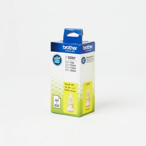 Brother BT-5000 Yellow Ink Bottle