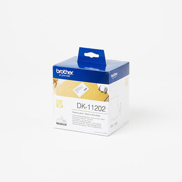 Brother DK-11202 Shipping Label, 62mm x 100mm
