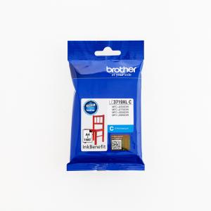 Brother LC-3719XL Cyan Ink Cartridge