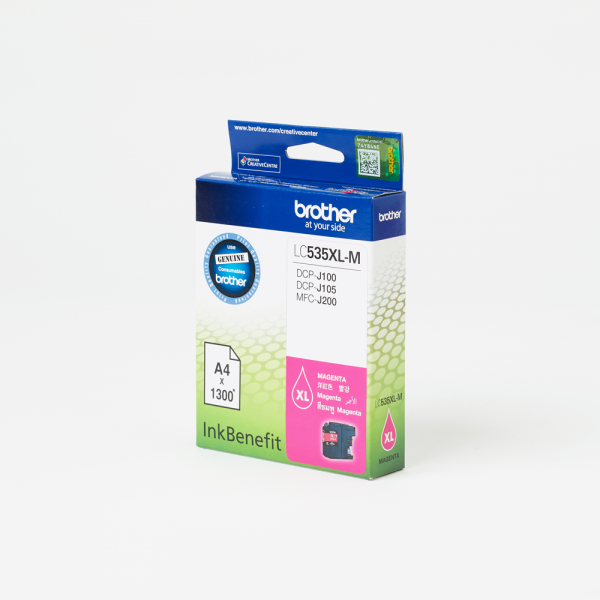 Brother LC-535XL Magenta Ink Cartridge