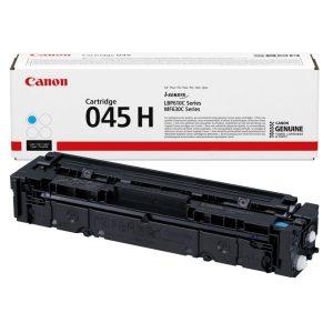 Canon 045H High Yield Cyan Toner Cartridge