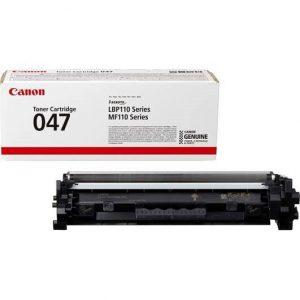 Canon 047 Black Laser Toner Cartridge