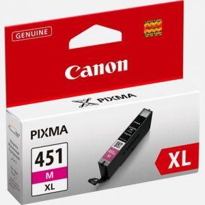Canon 451XL Magenta Ink Cartridge