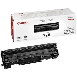 Canon 728 Black Toner Cartridge