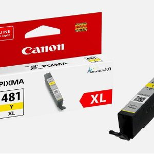 Canon PGI-481XL Yellow Ink Cartridge