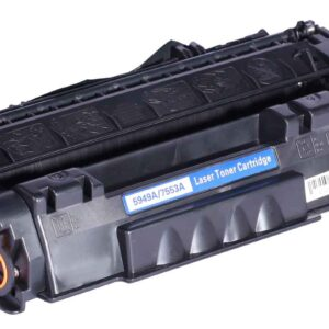 Generic HP 49A (Q5949A) - HP 53A (Q7553A) Black Toner Cartridge