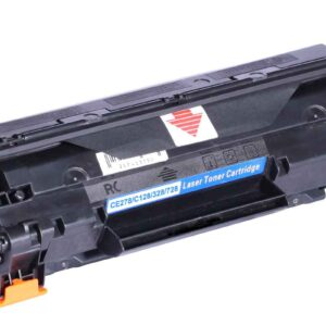Generic HP 78A (CE278A) Black Toner Cartridge - Canon 728 Black Toner Cartridge