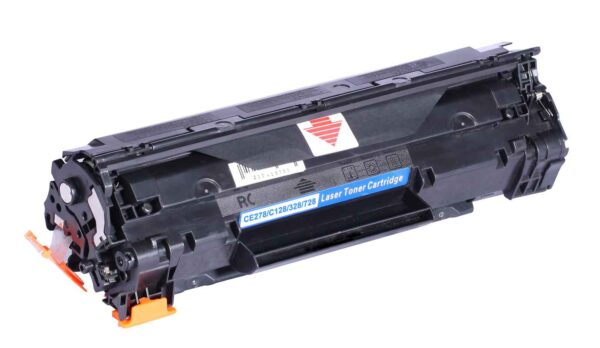 Generic HP 78A (CE278A) Black Toner Cartridge - Canon 728 Black Toner Cartridge