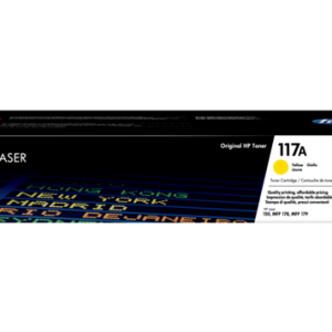 HP 117A (W2072A) Yellow Original Laser Toner Cartridge