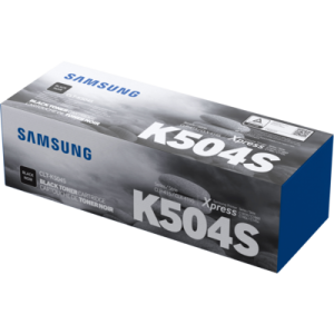Samsung CLT-504S Black Toner Cartridge (SU160A)