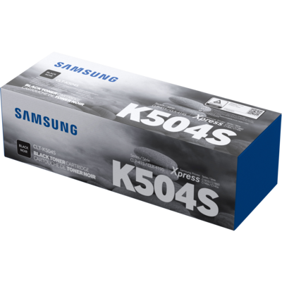 Samsung CLT-504S Black Toner Cartridge (SU160A)