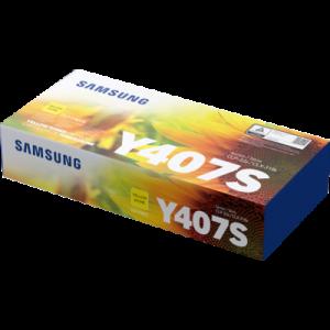 Samsung CLT-407S Yellow Toner Cartridge (SU476A)