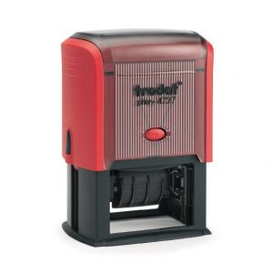 Trodat 4727 Self-Inking Dater Stamp