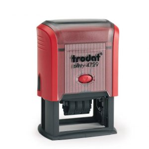 Trodat 4729 Self-Inking Dater Stamp