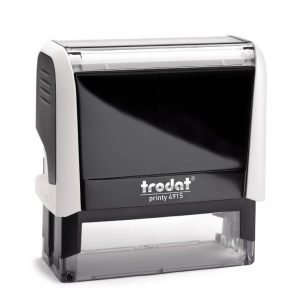 Trodat Printy 4915 Self-Inking Stamp