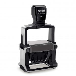 Trodat Professional 5460 Self-Inking Dater Stamp