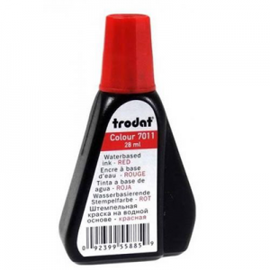 Trodat Ink 28ml Red