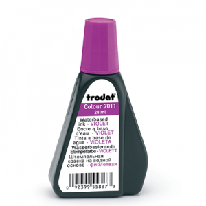 Trodat Ink 28ml Violet