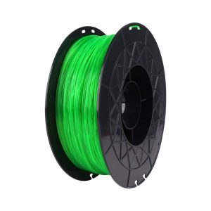 CCTREE Transparent PLA Green, 1.75mm, 1kg