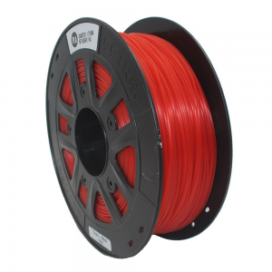 CCTREE Transparent PLA Red, 1.75mm, 1kg