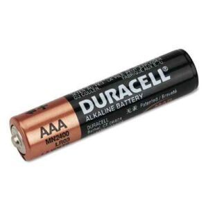 Duracell Plus AAA Battery