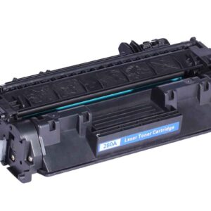 Generic HP 05A (CE505A) - HP 80A (CF280A) Black Toner Cartridge